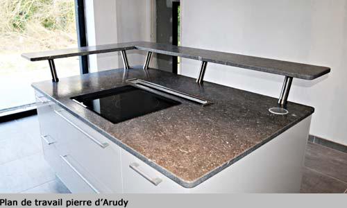 Granit co marbrier pau marbrerie de d coration pau 64 - Plan de travail d angle ...